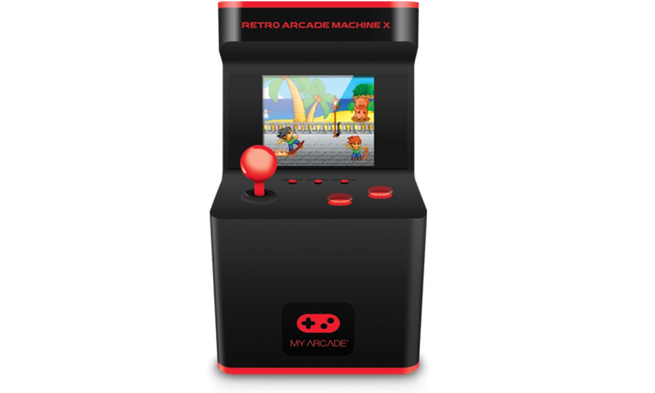 Przenośna konsola My Arcade Retro Arcade Machine X
