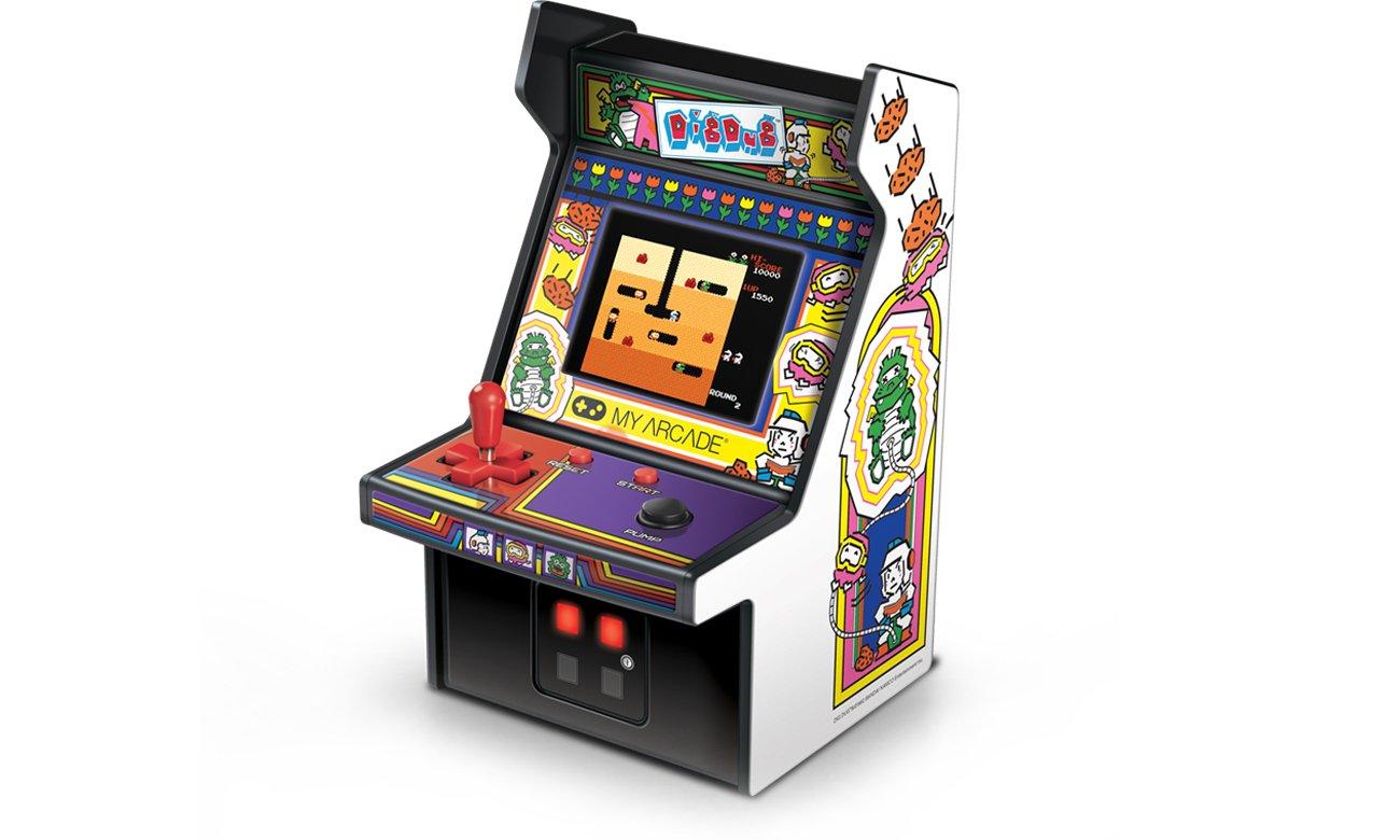 Konsola My Arcade Retro Dig Dug Micro Player
