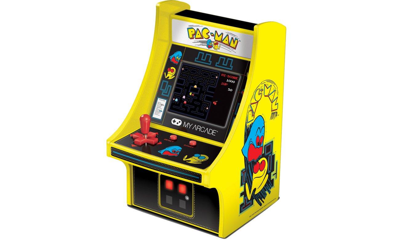 Przenośna konsola My Arcade Retro Pac-Man Micro Player