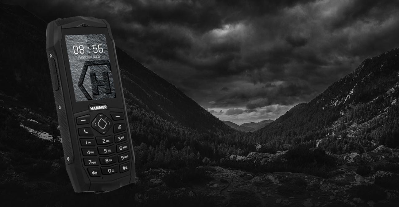 myPhone Hammer 3 certyfikat ip68