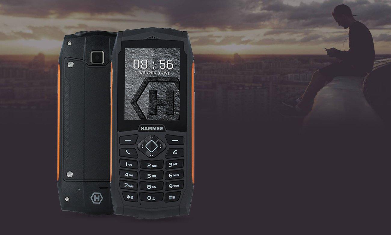 myPhone Hammer 3 multimedia i dodatki