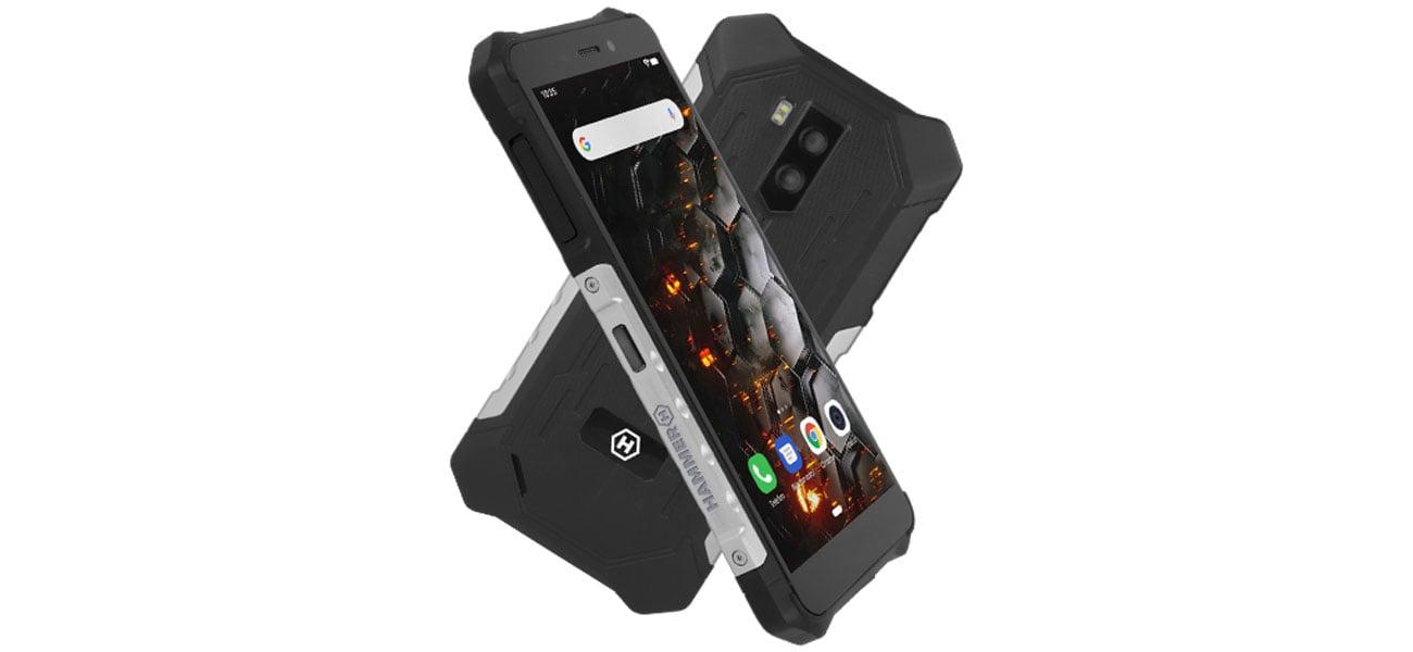 myPhone HAMMER Iron 3 LTE wodoodporność