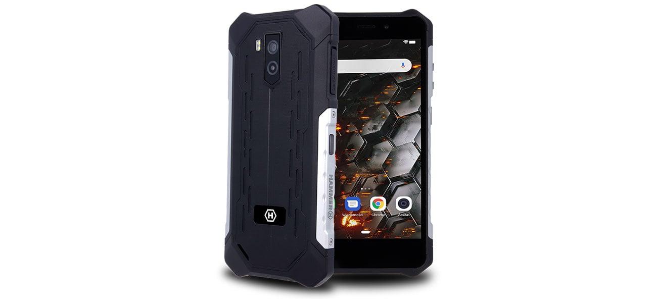 Smartfon myPhone HAMMER Iron 3 LTE
