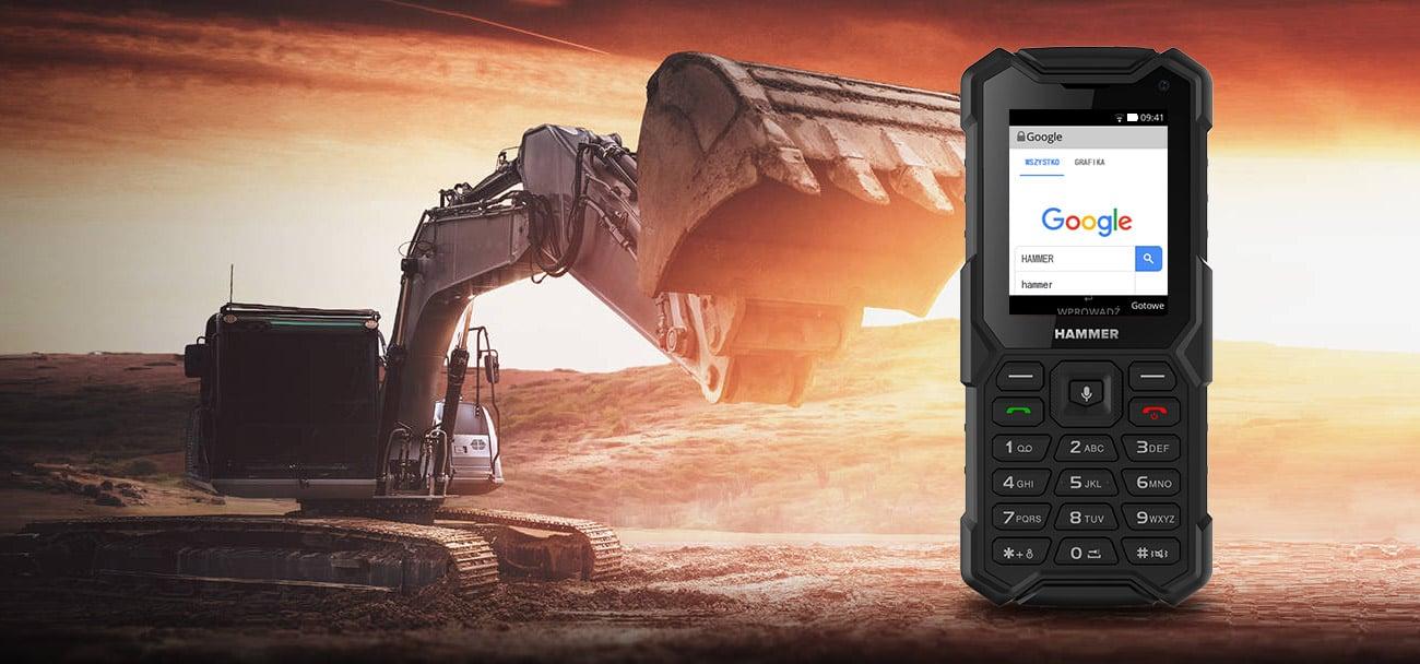 myPhone HAMMER 5 smart transmisja danych lte