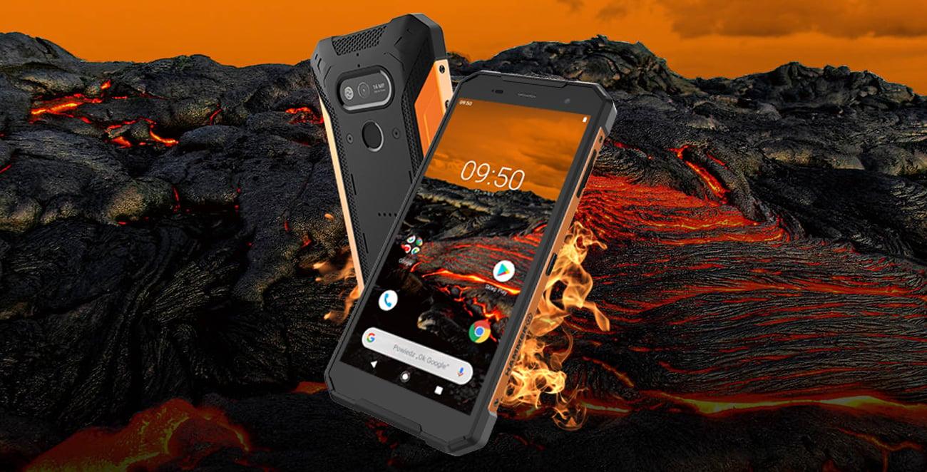 myPhone HAMMER Explorer odporna obudowa
