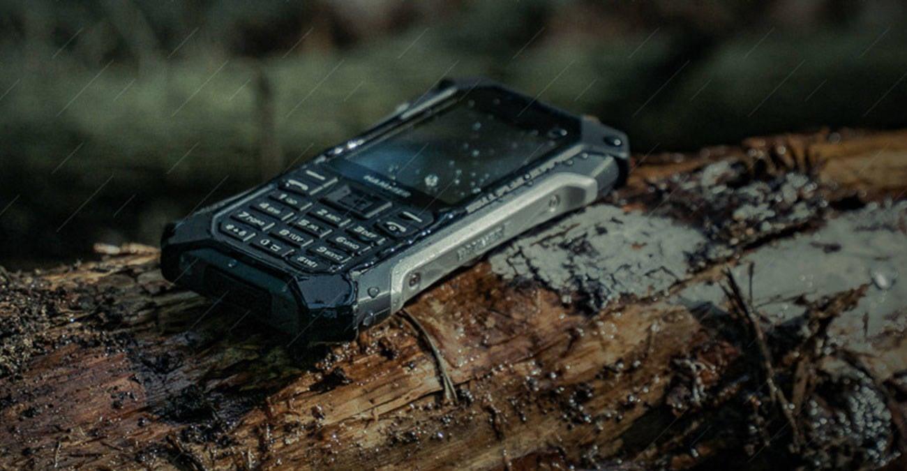 myPhone HAMMER Patriot+ pancerny smartfon