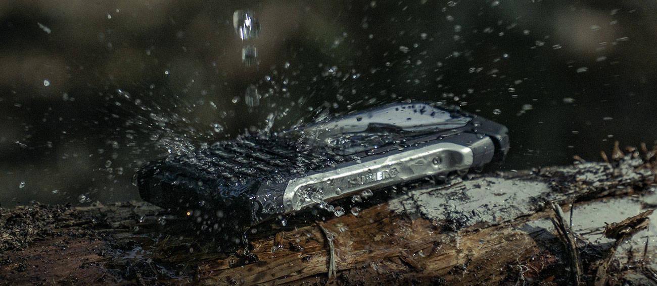 myPhone HAMMER Patriot+ Odporność na pył i wodę IP68