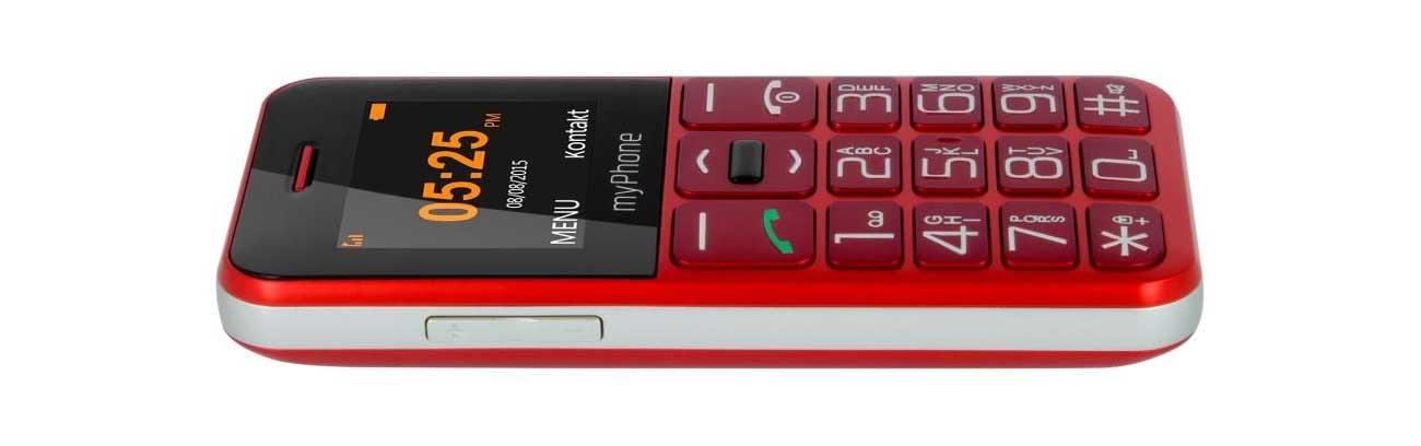 myPhone Halo EASY radio fm mp3 latarka bluetooth