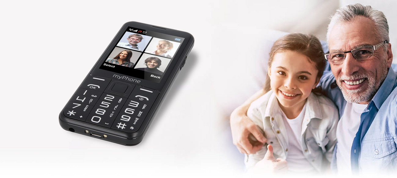 myPhone Halo q fotokontakty