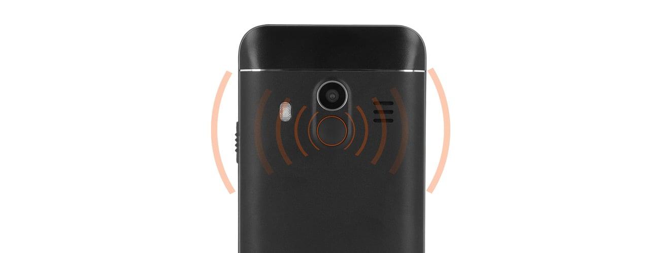 myPhone Halo q przycisk SOS