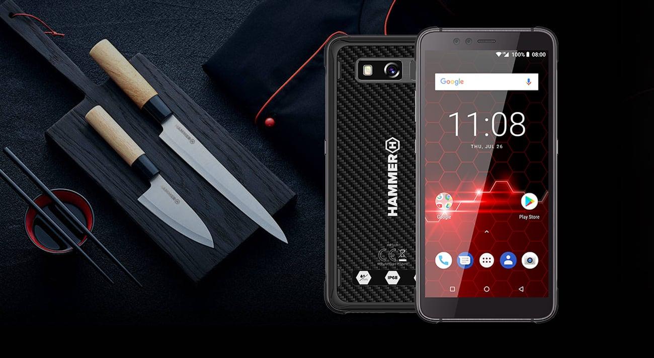 myPhone Hammer Blade 2 Pro pancerny telefon
