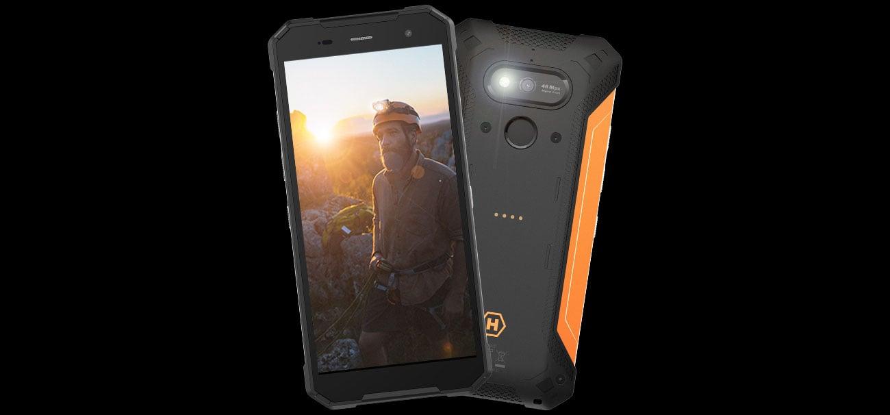 Aparat myPhone Hammer Explorer Pro