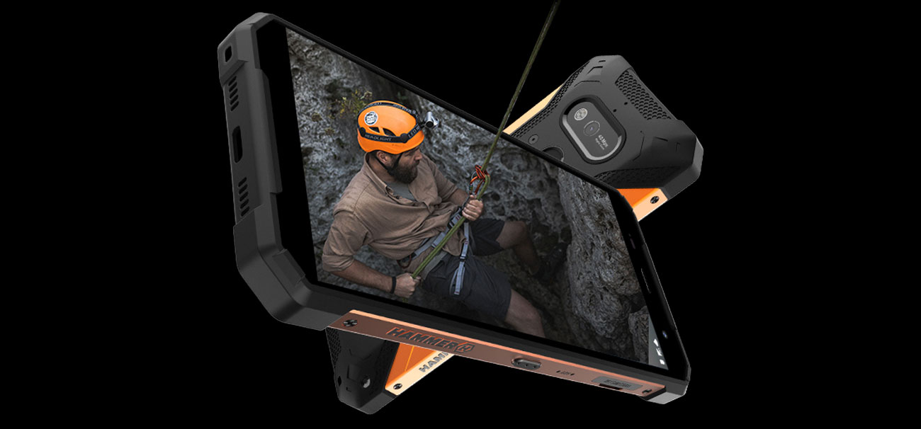 Standard IP69 myPhone Hammer Explorer Pro