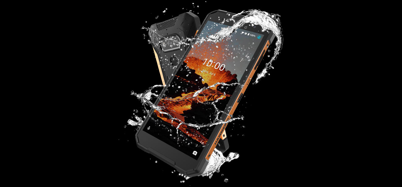 smartfon myPhone Hammer Explorer Pro
