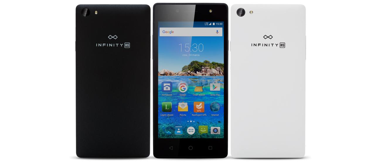 Myphone Infinity Ii S Czarny Smartfony I Telefony Sklep Komputerowy X Kom Pl