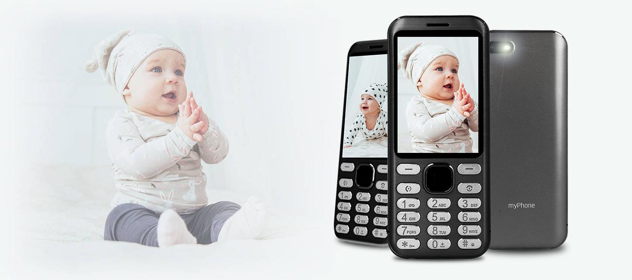 myPhone maestro aparat 2 mpix