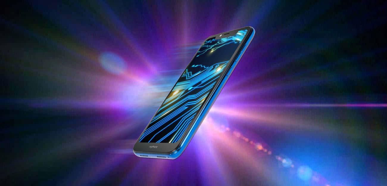 myPhone Prime 3 wydajne podzespoły płynna wielozadaniowość LTE bateria 3000mAh