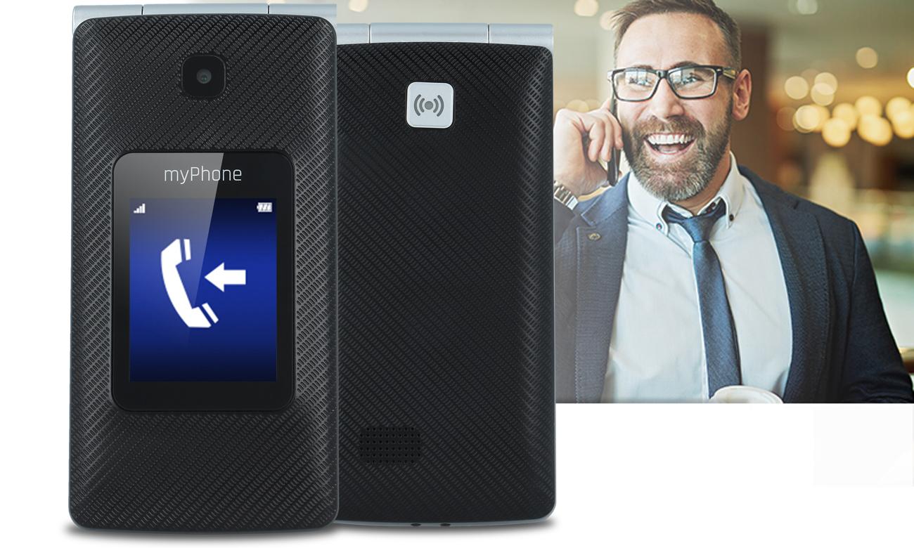 myPhone TANGO prosta obsługa