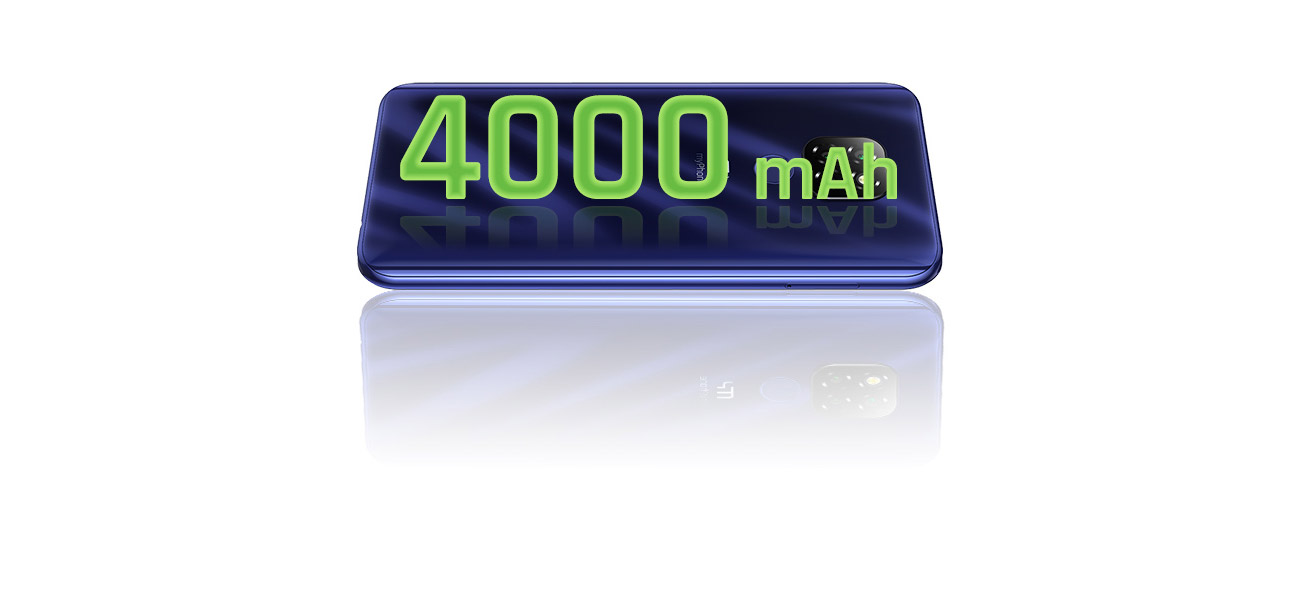Bateria 4000 mAh