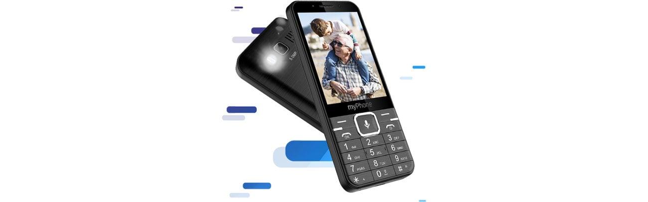 Telefon myPhone Up Smart LTE aparat
