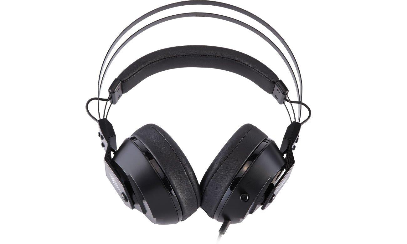 Zaawansowany dźwięk gamingowy