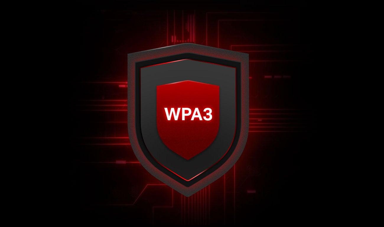 Mercusys MR70X - WPA3