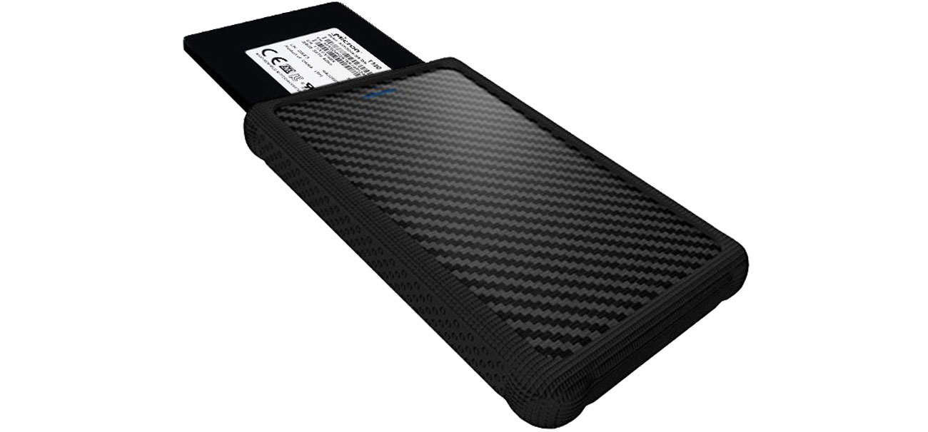 Dysk SSD 256 GB Micron M1100 + obudowa ICY BOX