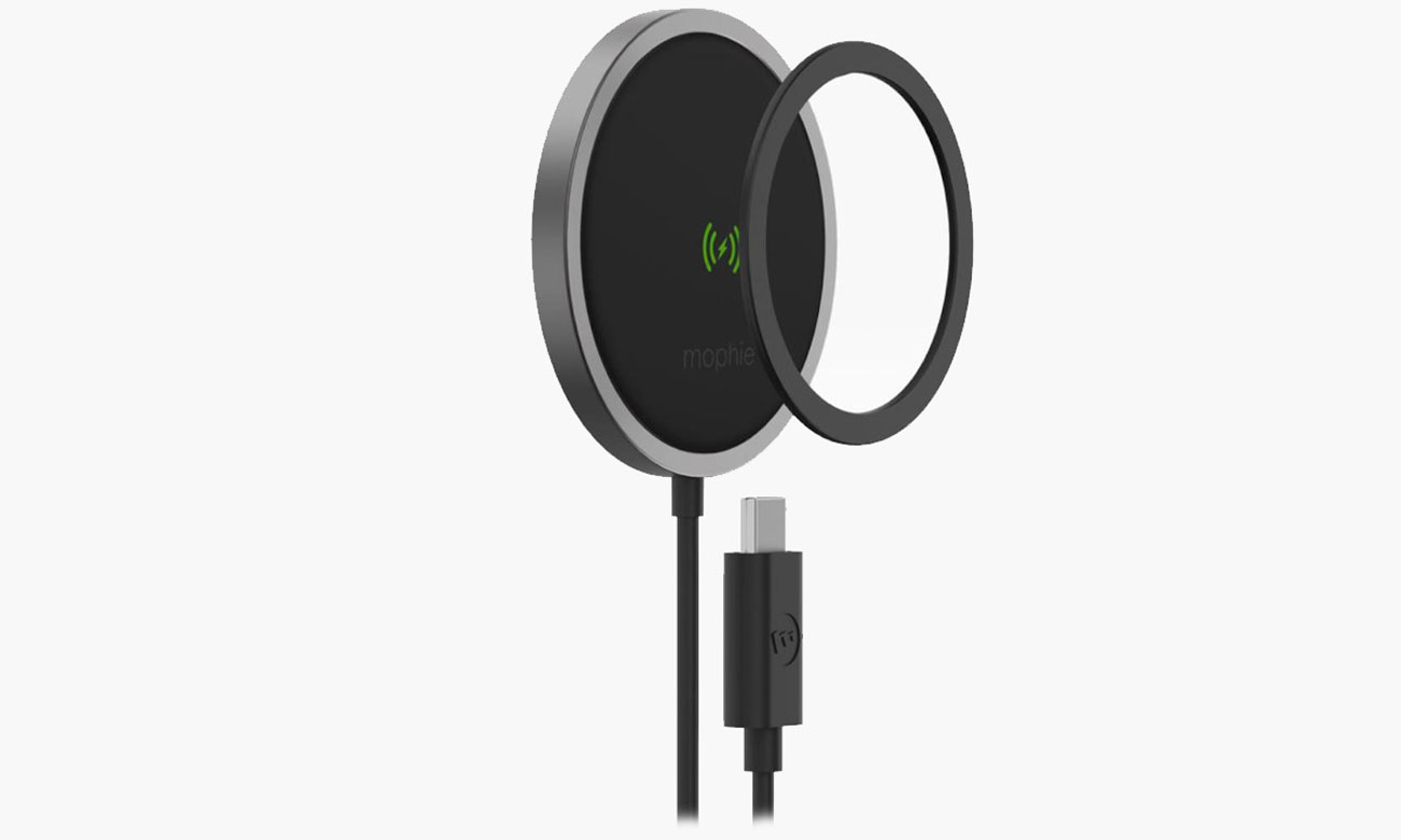 Ładowarka bezprzewodowa do smartfonów Mophie Snap+ Wireless Pad