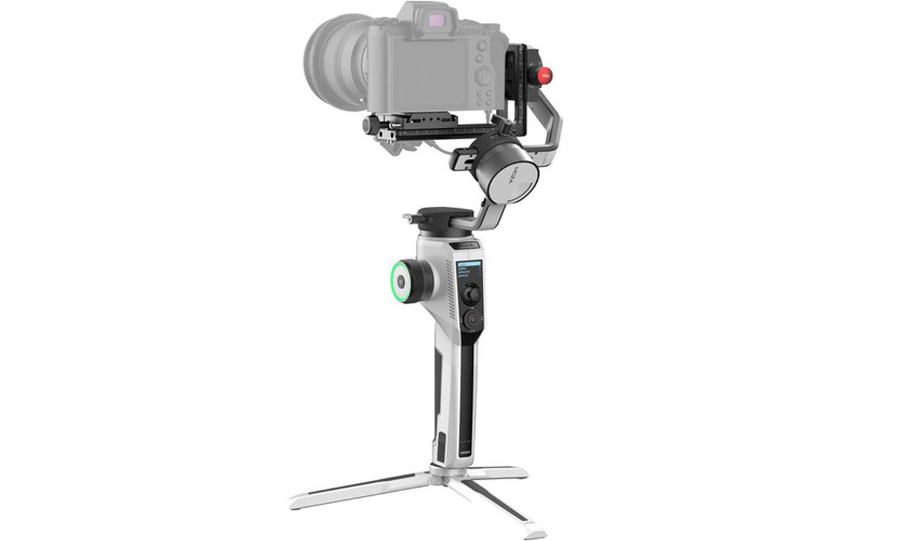 Stabilizator do aparatu Moza AirCross 2 Biały