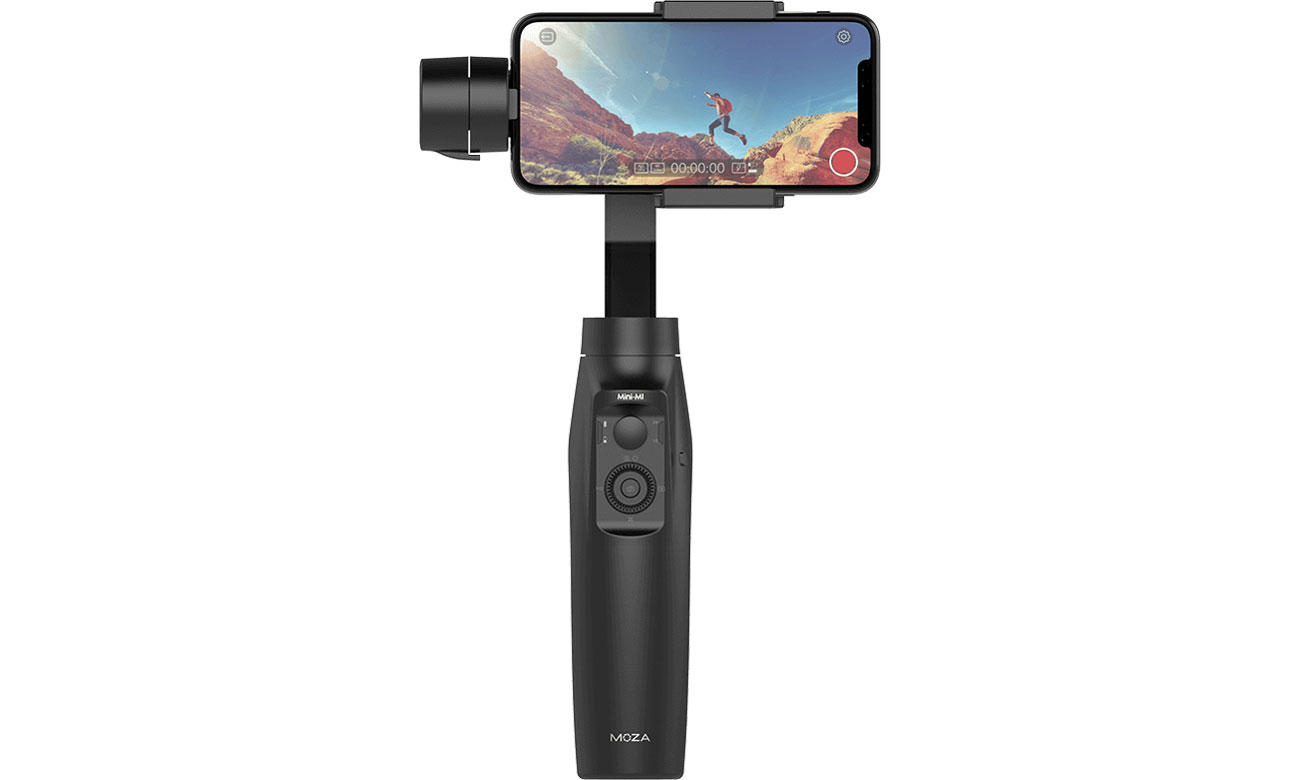 Moza Mini Mi - Gimbal do smartfona