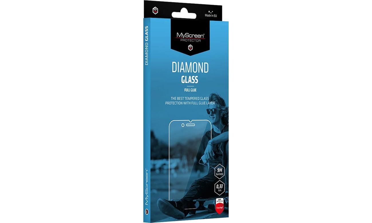 Folia / szkło na smartfon MyScreen DIAMOND Glass do iPhone 12 Pro Max 5901924980773