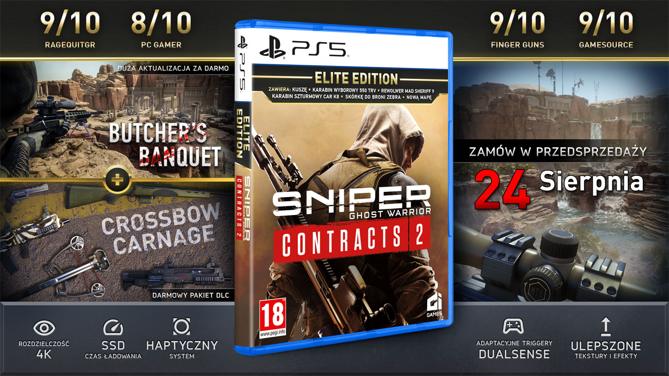Wydanie Elite Edition dostępne tylko na PS5