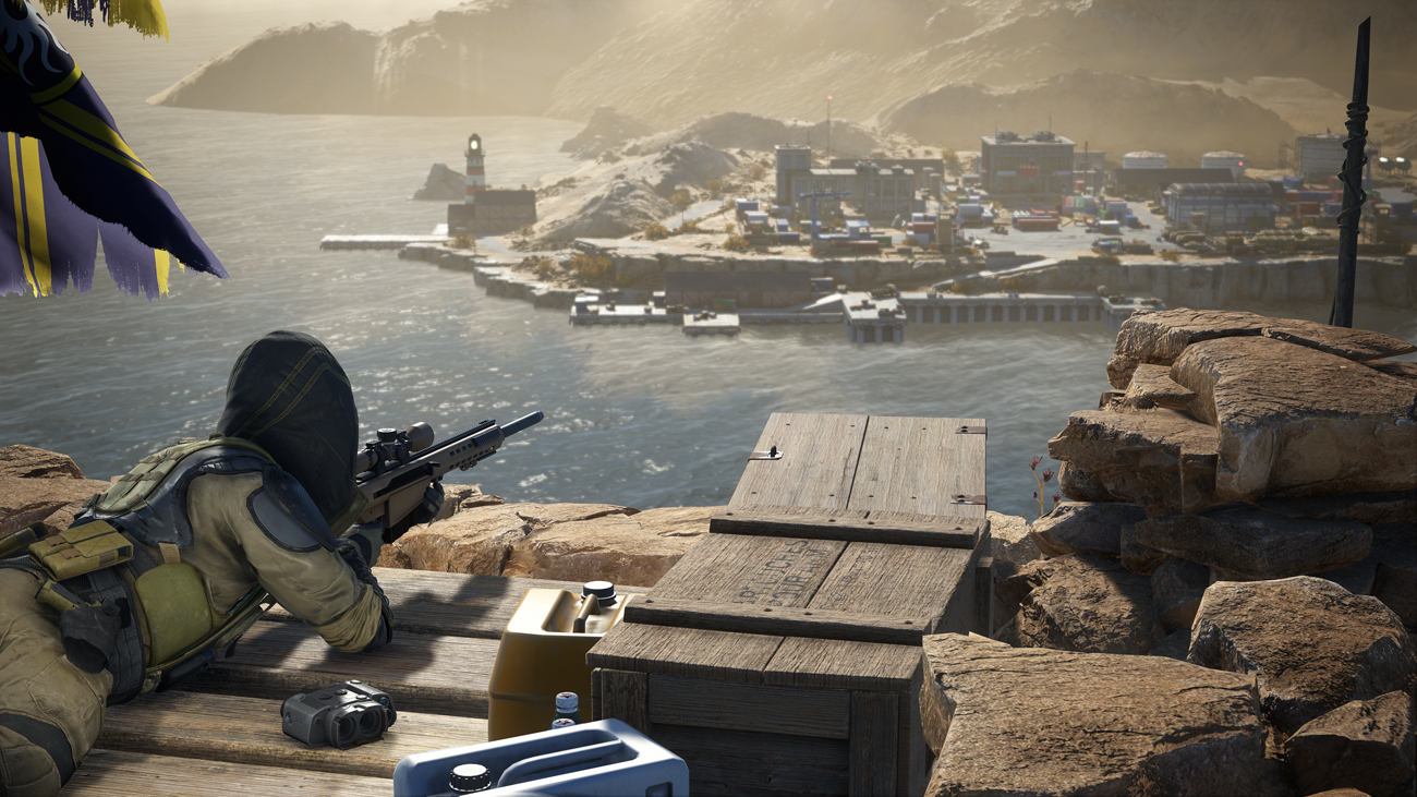 Gra Sniper: Ghost Warrior Contracts 2 na PlayStation 4