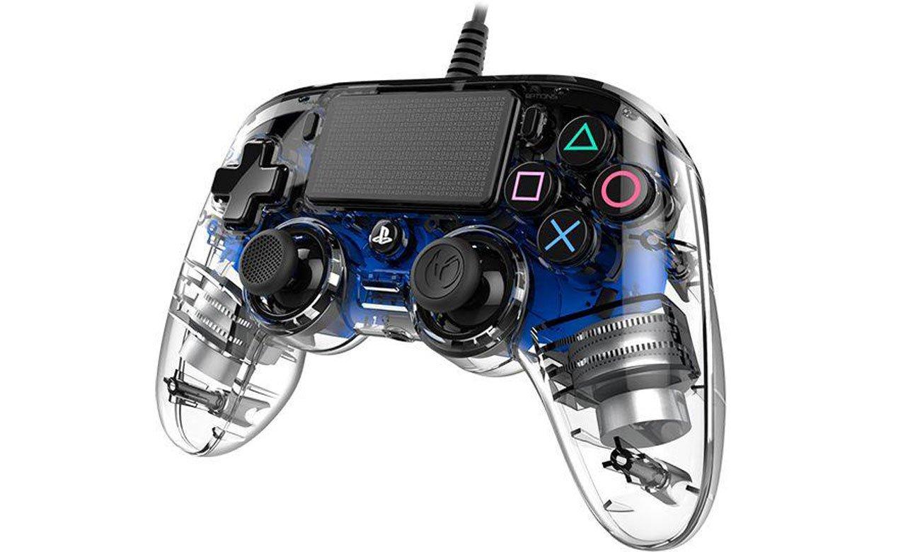 Najważniejsze cechy kontrolera Nacon PS4 Compact Controller
