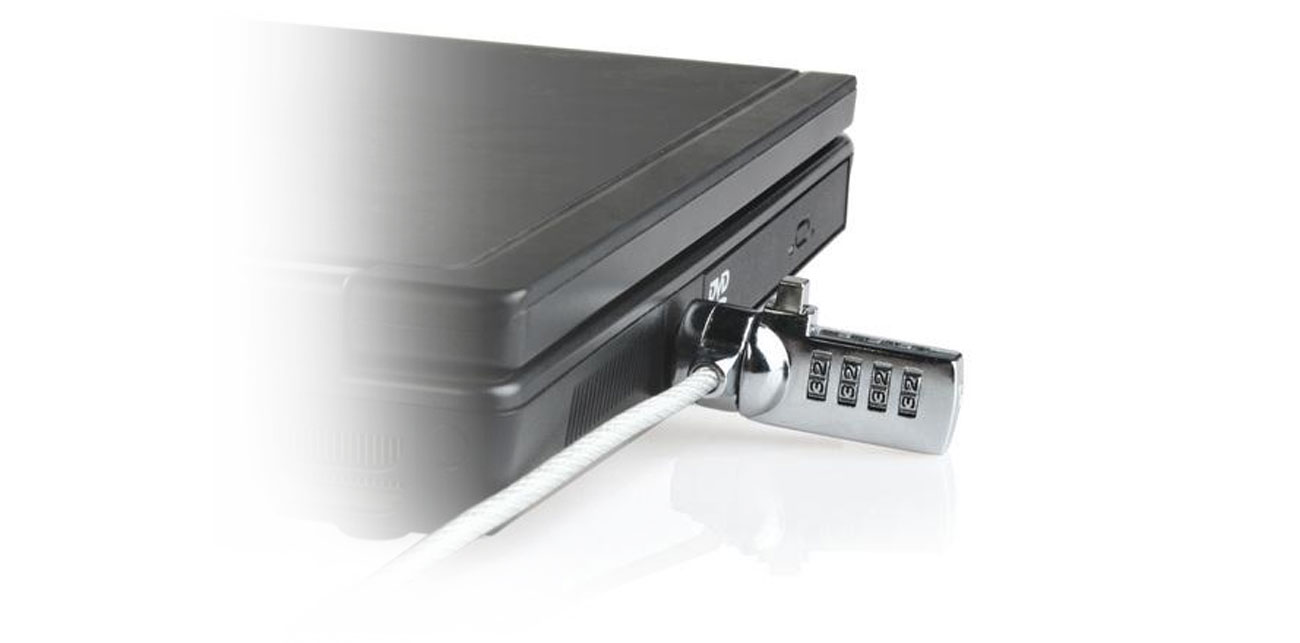 Natec Lobster Code linka zabezpieczająca do laptopa