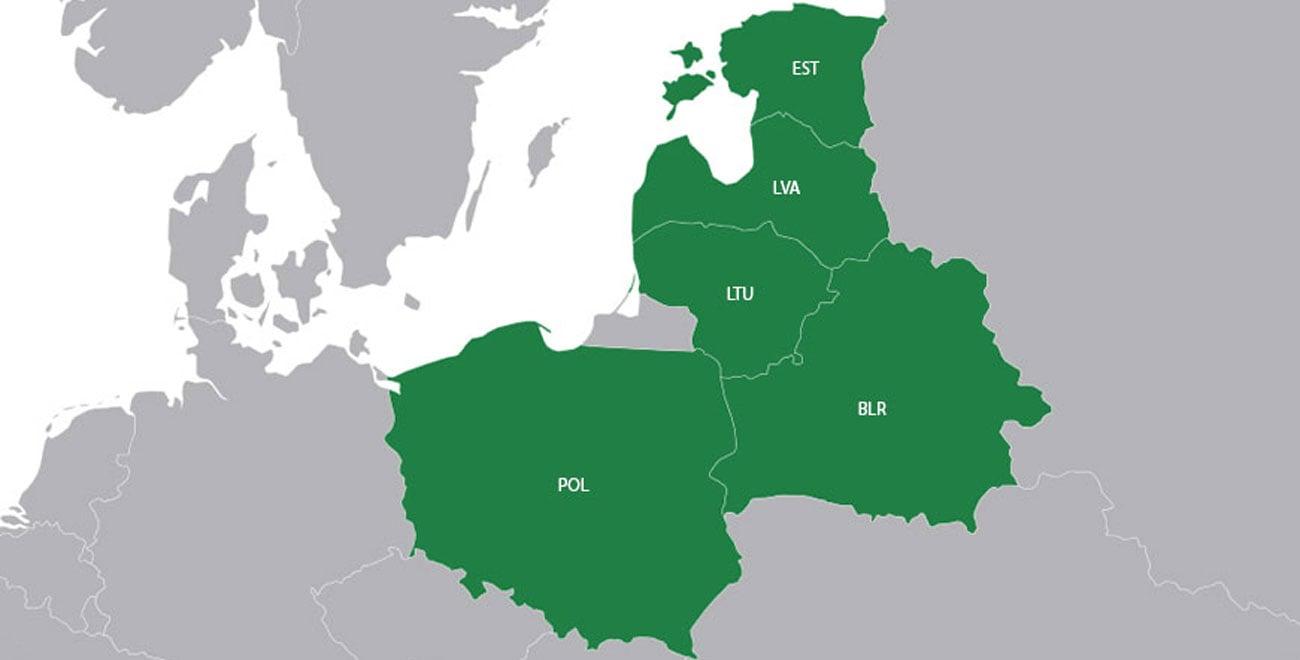 Mapa Navitel Polska