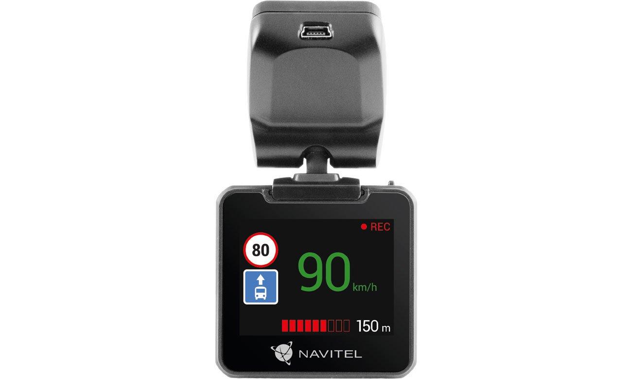 Navitel R600 GPS Full HD - Wyświetlacz