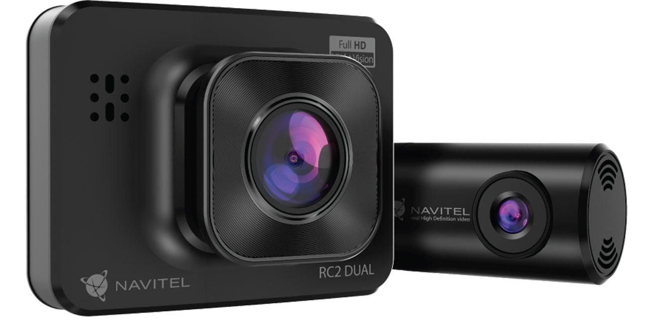 Wideorejestrator Navitel RC2 Dual