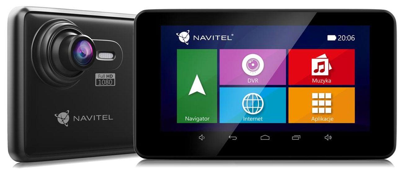 Nawigacja Navitel RE900 Full HD Combo