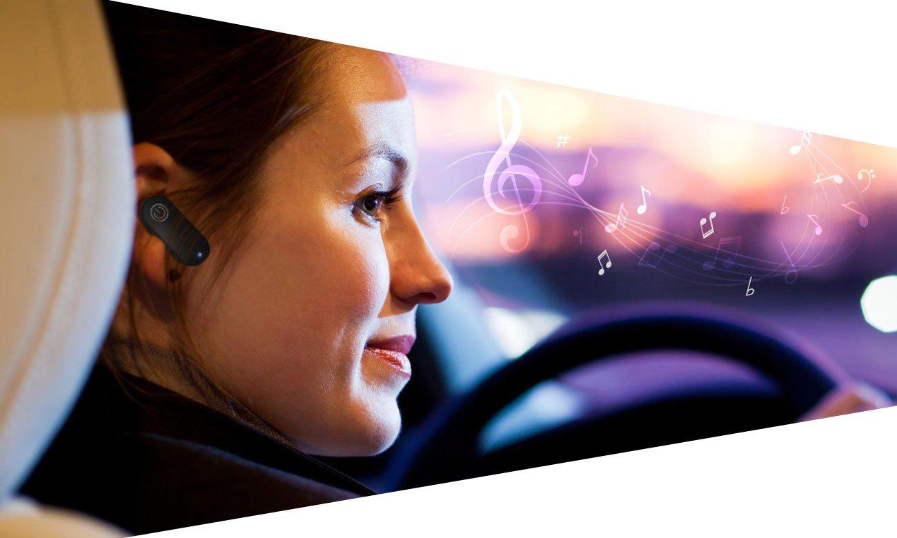 Navitel Solar Car BT - Odtwarzania muzyki