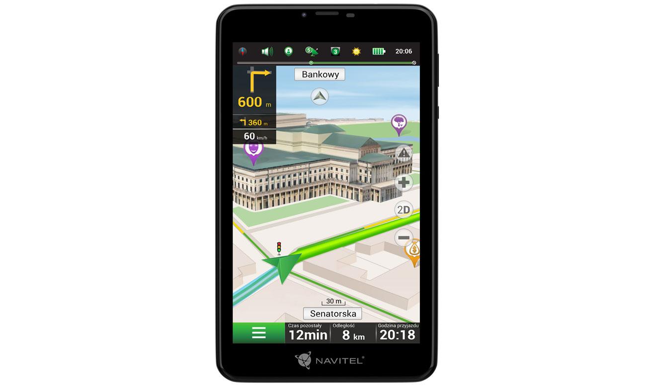 Nawigacja Navitel T757 LTE