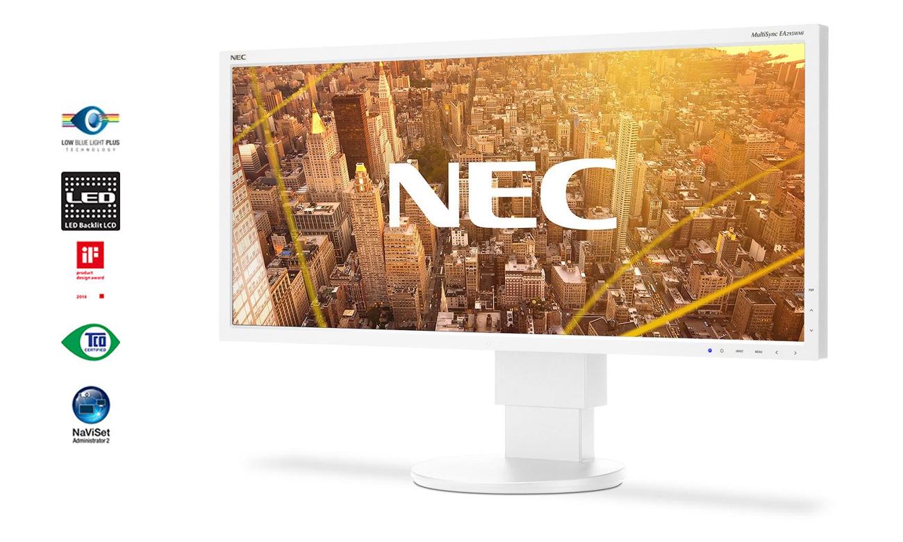 NEC MultiSync® EA295WM