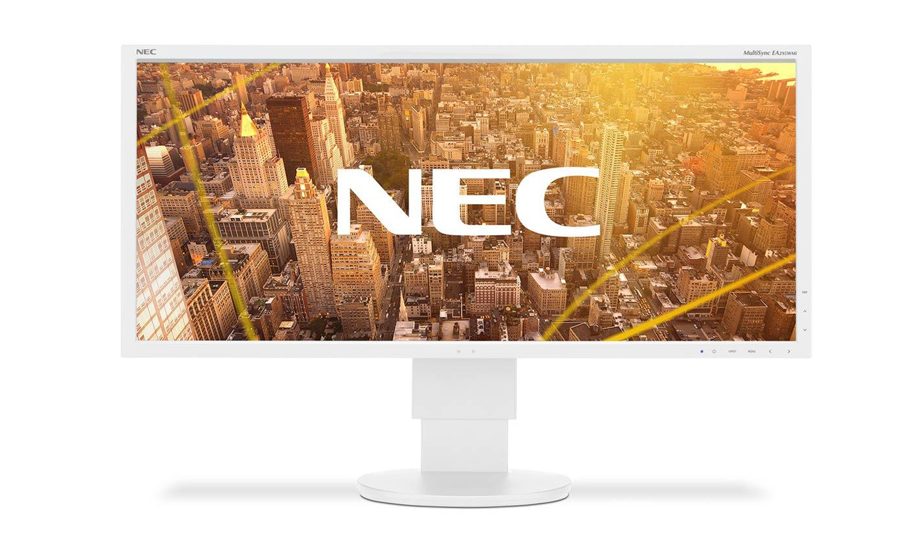 NEC MultiSync® EA295WM technologia Flicker-Free Low Blue Light