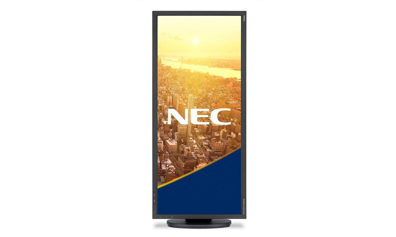 NEC MultiSync® EA295WM ergonomia regulacja wysokości