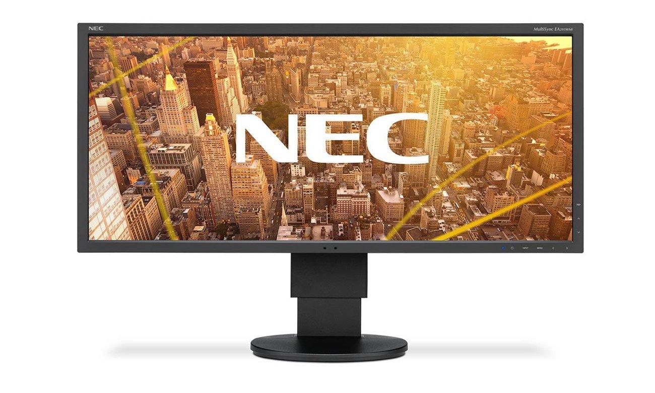 NEC MultiSync® EA295WM technologia Flicker-Free Low Blue Light