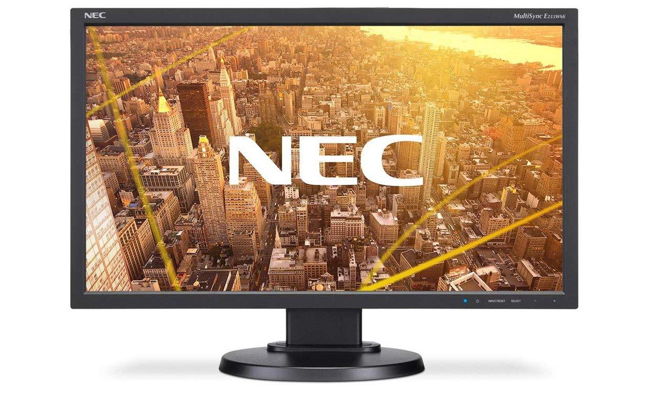 NEC MultiSync ® E233WMi
