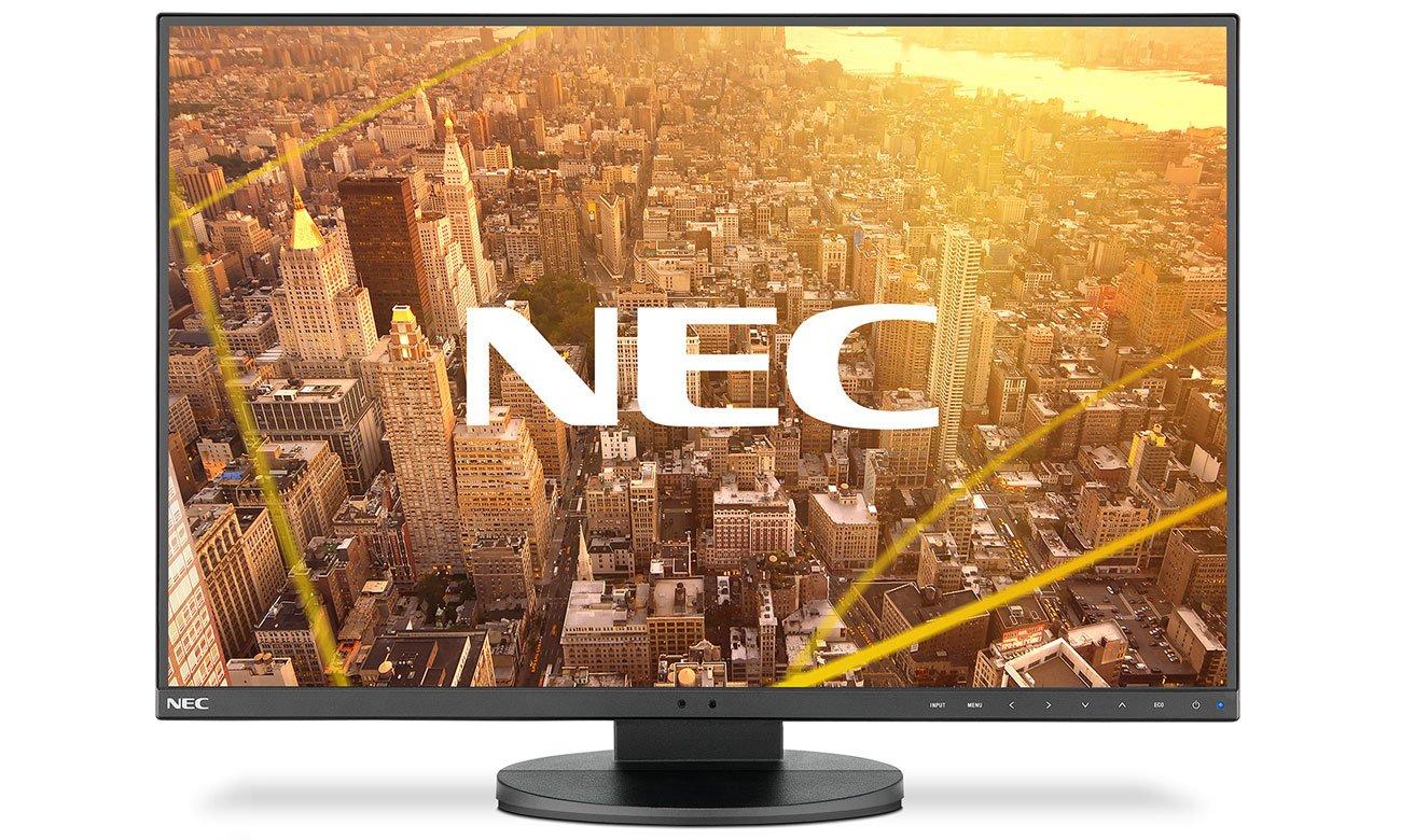 NEC MultiSync EA245WMi-2 Monitor biurowy z ultracienką maskownicą