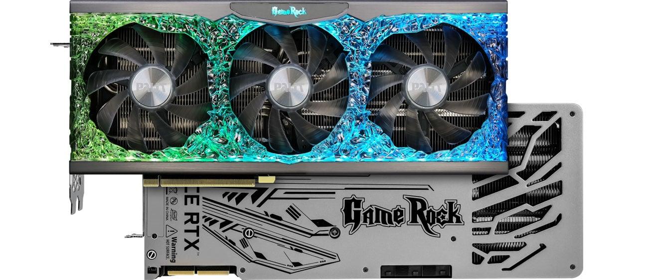 Palit GeForce RTX 3090 GameRock