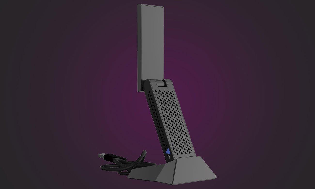 Netgear Nighthawk AC1900 Elastyczna obudowa Magnetyczny uchwyt