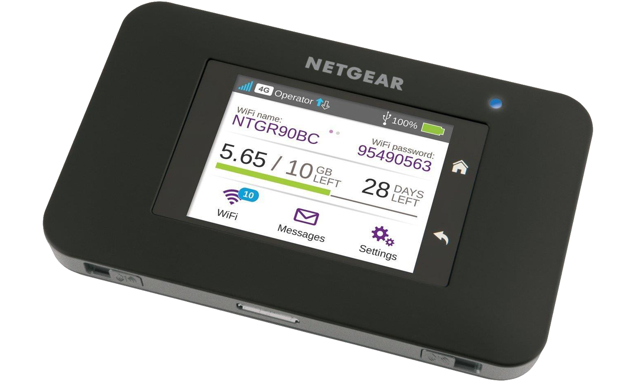 Netgear AirCard 790S WiFi b/g/n/ac 3G/4G (LTE) 450Mbps